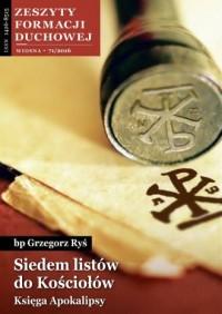 Zeszyty Formacji Duchowej 712016. - okładka książki