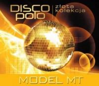 Złota Kolekcja Disco Polo. Model - okładka płyty
