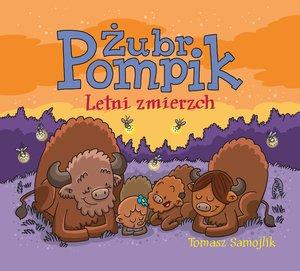 Żubr Pompik. Letni zmierzch - okładka książki