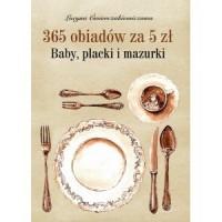 365 obiadów za 5 zł. Baby, placki i mazurki - zdjęcie reprintu, mapy