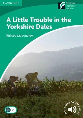 A Little Trouble in the Yorkshire - okładka podręcznika