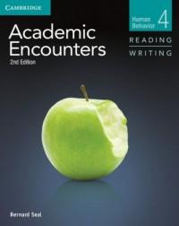 Academic Encounters 4. Students Book - okładka podręcznika