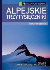 Alpejskie trzytysięczniki. Tom - okładka książki