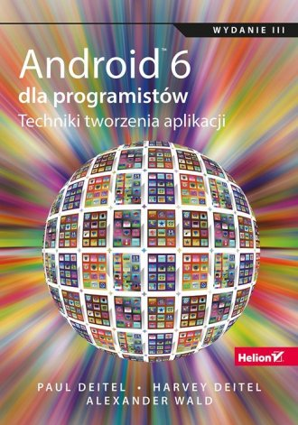 Android 6 dla programistów. Techniki - okładka książki