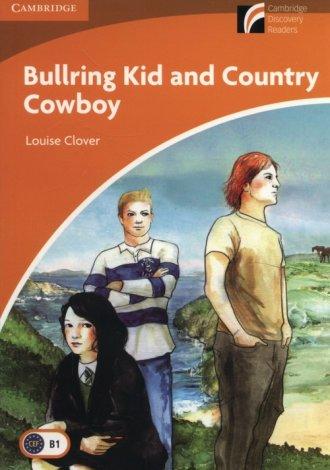 Bullring Kid and Country Cowboy. - okładka podręcznika