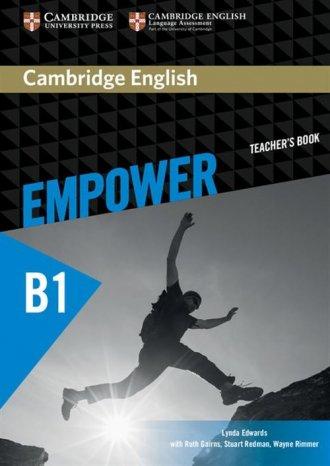 Cambridge English. Empower. Pre-intermediate - okładka podręcznika