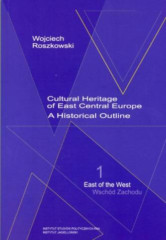 Cultural Heritage of East Central - okładka książki
