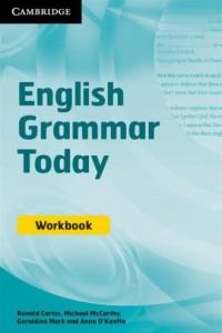 English Grammar Today. Workbook - okładka podręcznika