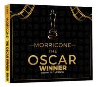 Ennio Morricone. The Oscar Winner. - okładka płyty