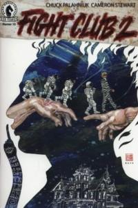 Fight club 2. Tom 10 - okładka książki