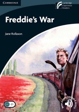 Freddie s War 6. Advanced - okładka podręcznika