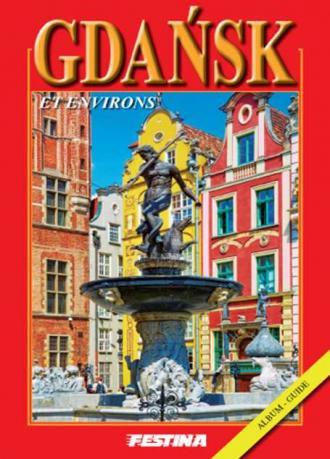 Gdańsk i okolice (wersja fr.) - okładka książki