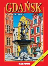 Gdańsk i okolice (wersja hiszp.) - okładka książki