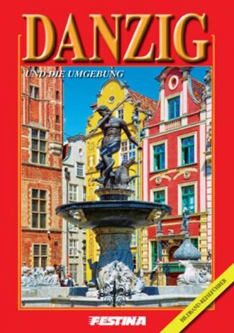 Gdańsk i okolice (wersja niem.) - okładka książki