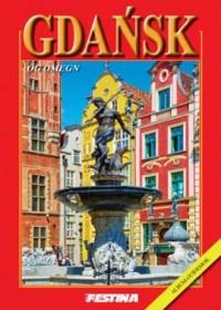 Gdańsk i okolice (wersja norw.) - okładka książki