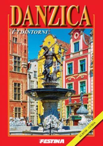 Gdańsk i okolice (wersja wł.) - okładka książki