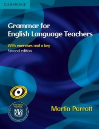 Grammar for English Language Teachers - okładka książki