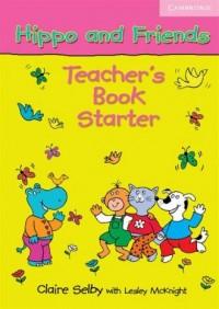 Hippo and Friends. Starter Teachers Book - okładka podręcznika