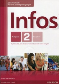 Infos 2. Podręcznik wieloletni - okładka podręcznika