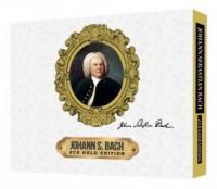 Jan Sebastian Bach. Gold Edition - okładka płyty