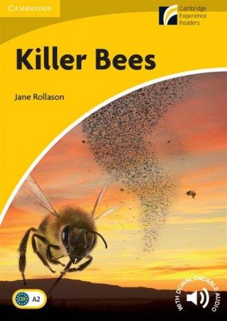 Killer Bees. Level 2 - okładka podręcznika
