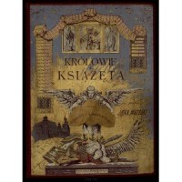 Królowie i książęta - zdjęcie reprintu, mapy