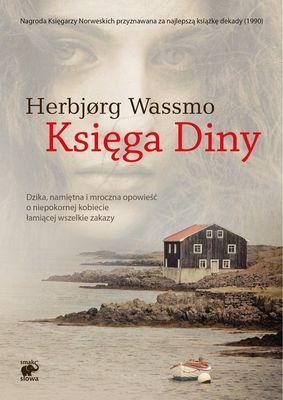 Księga Diny - okładka książki