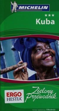 Kuba. Zielony przewodnik - okładka książki