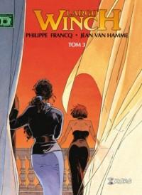 Largo Winch. Tom 3. Wydanie zbiorcze - okładka książki