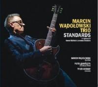 Marcin Wądołowski Trio. Standards - okładka płyty