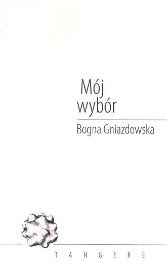 Mój wybór - okładka książki