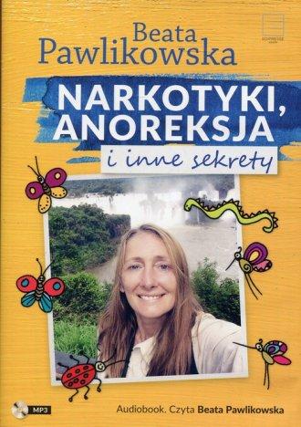 Narkotyki, anoreksja i inne sekrety - pudełko audiobooku