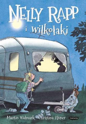 Nelly Rapp i wilkołaki - okładka książki