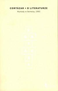 O literaturze. Wykłady w Berkeley 1980 - okładka książki