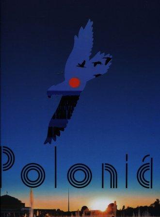 Polonia (wersja hiszp.) - okładka książki