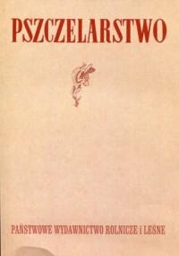 Pszczelarstwo. Reprint wydania z 1951 roku - okładka książki