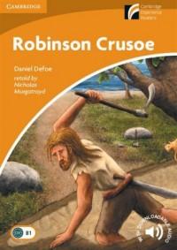 Robinson Crusoe - okładka podręcznika