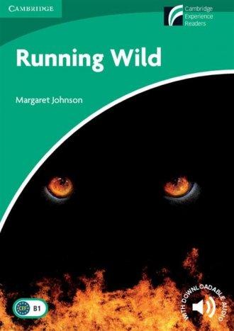 Running Wild 3. Lower-intermediate - okładka podręcznika