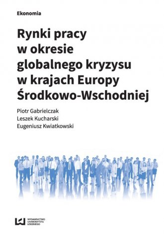 Rynki pracy w okresie globalnego - okładka książki