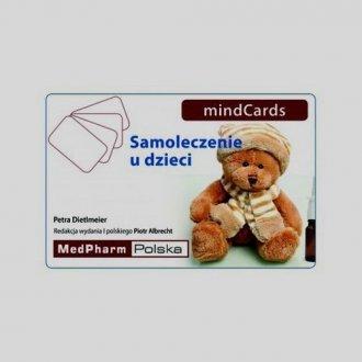 Samoleczenie u dzieci mindCards - okładka książki