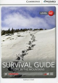 Survival Guide. Lost in The Mountains. - okładka podręcznika