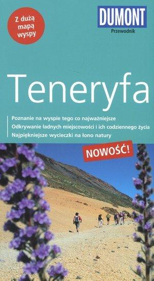 Teneryfa. Przewodnik - okładka książki