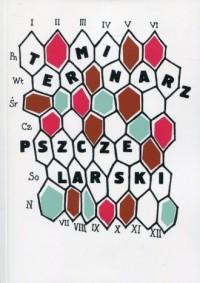 Terminarz pszczelarski - okładka książki