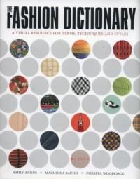 The Fashion Dictionary - okładka książki