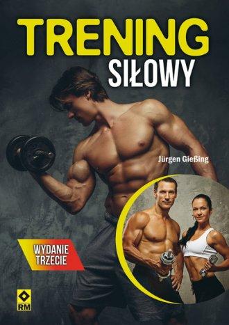 Trening siłowy - okładka książki
