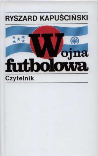 Wojna futbolowa - okładka książki