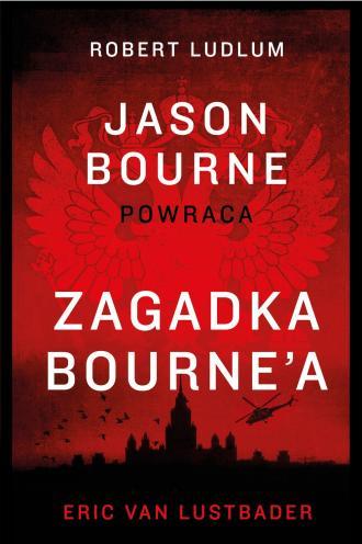 Zagadka Bourne a - okładka książki