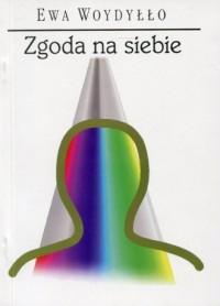 Zgoda na siebie - okładka książki