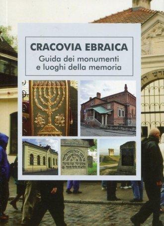 Żydowski Kraków (wersja wł.) - okładka książki