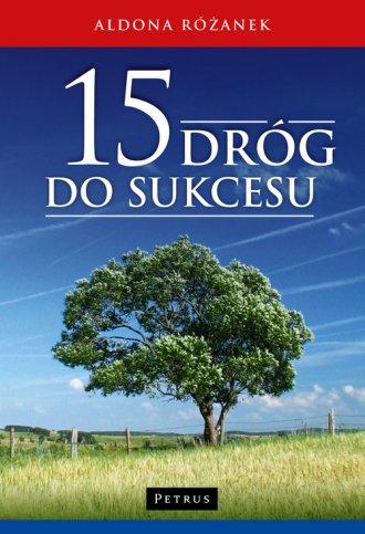 15 dróg do sukcesu - okładka książki